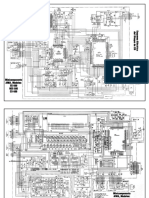 Aiwa CX-500 Schematic