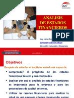 Semana 9 Analisis de Los Estados Financieros