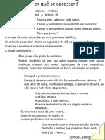 Poesia sem pressa - Por quê se apressar - Simões, Janice 2017.pptx