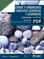 Escribir y Comunicarse en Contextos Cientificos y Academicos - Varios Au...