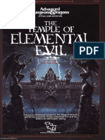 DnD ADD T1-4 Temple of Elemental Evil (1e)