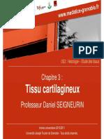 Tissu Cartilagineux