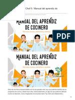 Cocimaniacos.com-El Libro de MasterChef 5 Manual Del Aprendiz de Cocinero