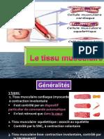 Tissu Musculaire 2