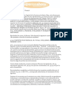 Fallo Arturo Sebastián Etchevehere reclamo de sueldo a SAER