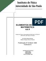 ELEMENTOS DE FÍSICA MATEMÁTICA vol.4 - USP.pdf