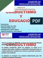 EL CONDUCTISMO.pdf