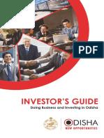 Odisha Investors Guide