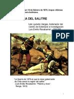 La Guerra Del Salitre, Iván Ljubetic