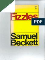 Samuel Beckett Fizzles