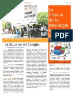La Salud en Los Colegios Del Estado de México
