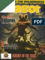 Dragon Magazine #280 - New Familiars