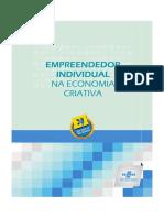 Empreendedor Individual Economia Criativa