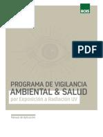 Manual de Implementación Protocolo Radiacion Uv Solar