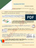 Handebol -1º infografico