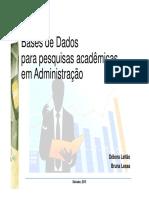 Bases de dados para pesquisas acadêmicas em Administração.pdf