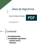02-Análisis de Algoritmos1