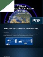 Propagación Radio Móvil