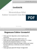 4.Geolistrik II