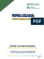 Proposal Kerjasama Klinik Dengan Perusahaan