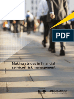 Making Strides in Financial Services Risk Management