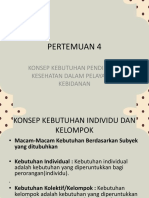 PERTEMUAN 4 PROMKES