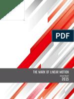 THK Annual Report 2015 Complete