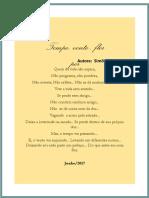 Tempo, Vento, Flor - Janice Simões
