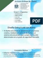 Estructuras de Acero (Enfoque de Diseño)