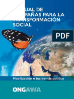 Manual Campañas ONGAWA