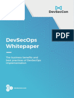 DevSecOps - whitepaper