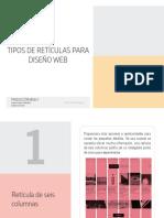 Tipos de Retículas WEB