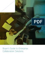 Buyers Guide to Enterprise En