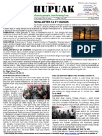 Thupuak Volume 12, Issue 43 (01 April 2018)