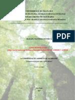 A compensação ambiental no Brasil