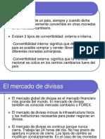 Mercados de Divisas-PTC