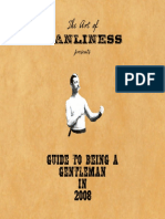 Guide to Being A Gentleman.pdf