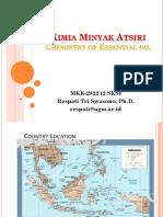 01 Kimia Minyak Atsiri Introduction 180206