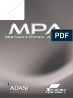 Piaggio Aerospace - MPA Multirole Patrol Aircraft