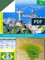 Brasil-diseño de Circuito Turistico
