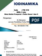 05. Materi Thermodinamika 13 www uny ac id.pdf