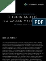 Bitcoin Presentation PDF