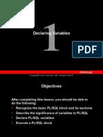 PLSQL les01