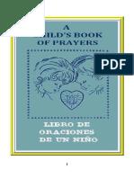 Oraciones de Un Niño