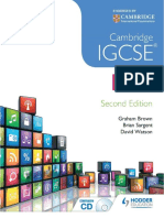 igcse ict textbook