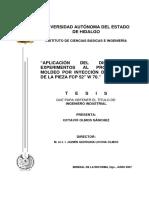 Aplicacion diseño experimentos molde inyeccion.pdf