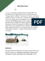 2007 Bihar Flood