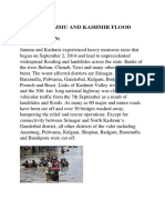 2014 Jammu and Kashmir Flood