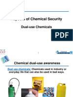 4 Dual Use of Chemical (Kursus Sandia CSP)