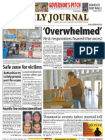 0915 issue of the Daily Journal